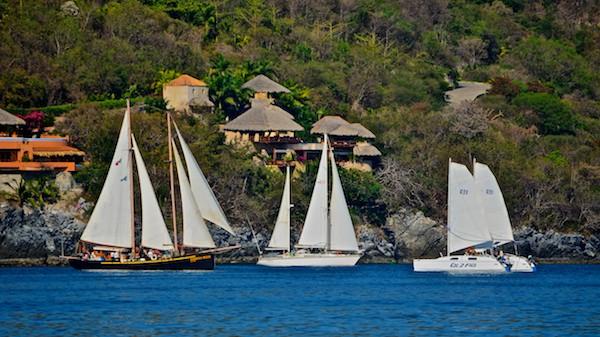 zihuatanejo sailfest